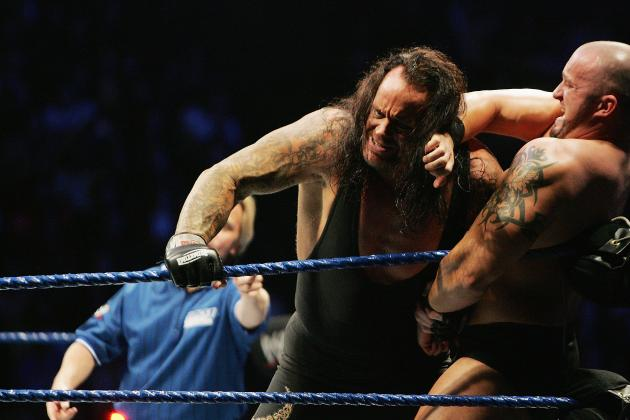 WWE: Undertaker's WrestleMania 29 Potential Opponents in Order of Likeliness