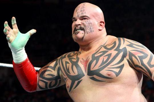 Lord Tensai and WWE's 25 Most Epic Failures of 2012