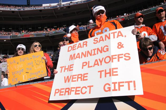 The 5 Scariest Teams Heading into the NFL Playoffs