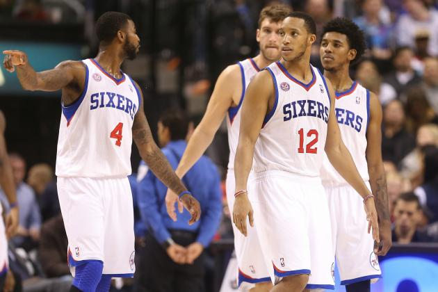 5 Philadelphia 76ers Who Will Step It Up in 2013