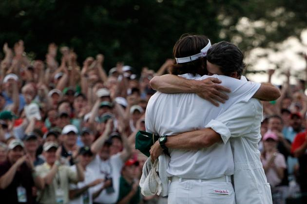 Winners and Losers in Golf in 2012