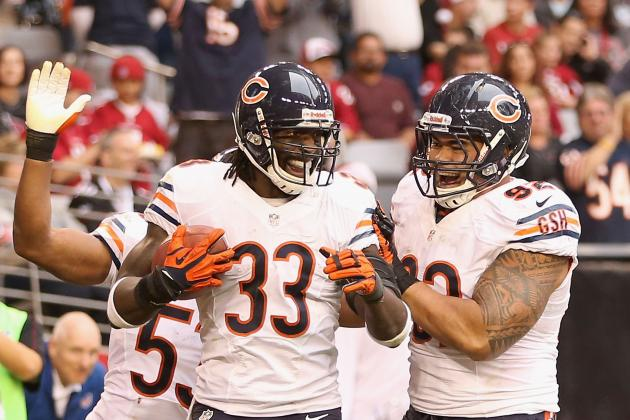 Chicago Bears:  5 Players to Watch in Week 17