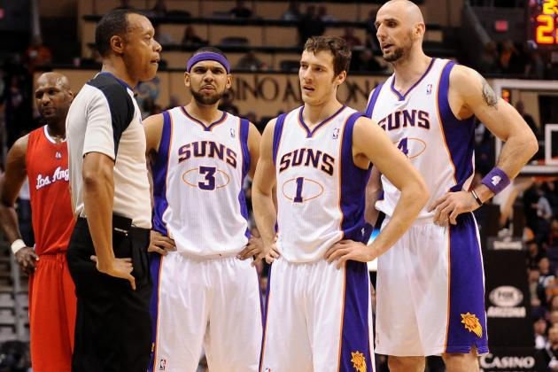 5 New Year's Resolutions for the Phoenix Suns