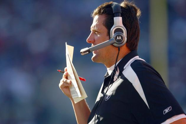 Who Should Be the Raiders' Offensive Coordinator in 2013?