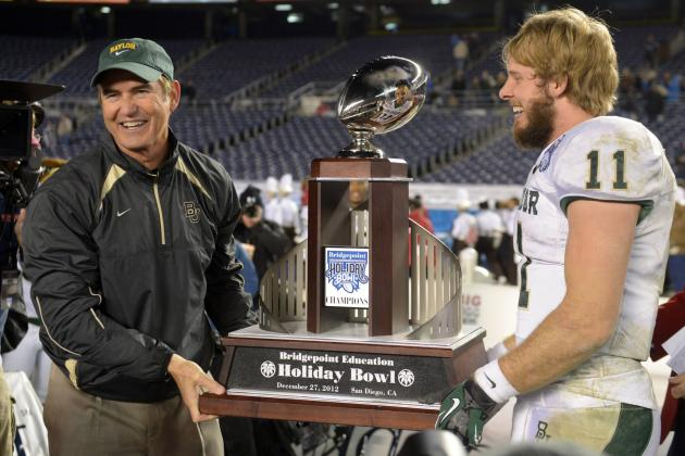 Holiday Bowl 2012: Grading Baylor and UCLA's Performances