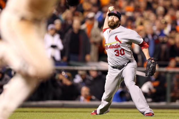New Year's Resolutions for the St. Louis Cardinals in 2013