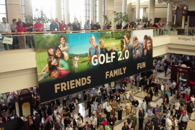 Tee Off in 2013 at the PGA Merchandise Show