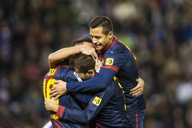 FC Barcelona: How It Can Win Champions League Round of 16