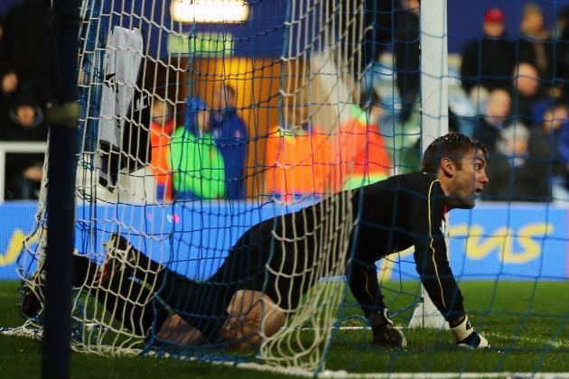 Robert Green and 4 Fouls on Goalkeepers That Made History