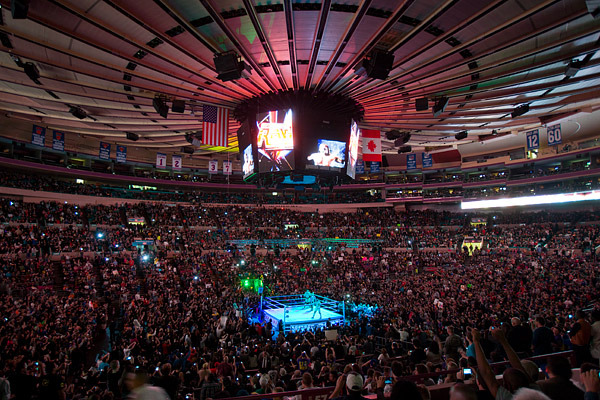 Power Ranking the 10 Greatest WWE Venues in the World