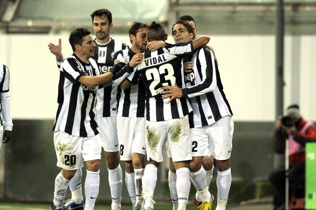 Juventus Report Card for 2012