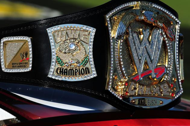 WWE: 5 Pro Wrestlers Who Should Be World Champion in 2013