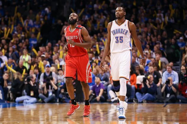 Re-Grading the James Harden Blockbuster Trade Heading into 2013