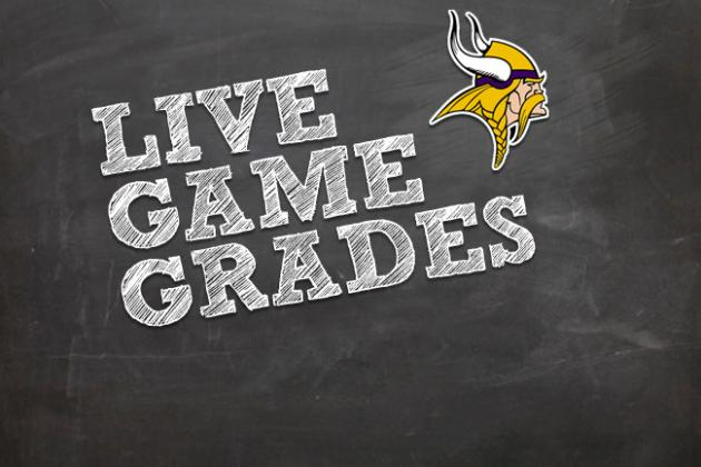 Green Bay Packers vs. Minnesota Vikings: Final Grades, Analysis for Minnesota