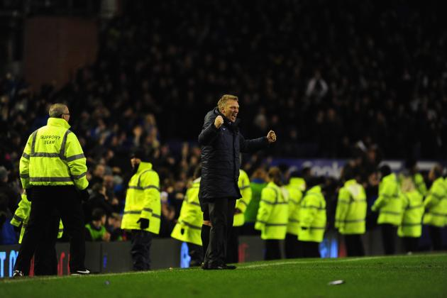 Everton Highs and Lows of 2012