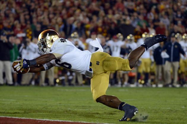 Grading the Career of Every Notre Dame Starter Playing Final Game in BCS Title