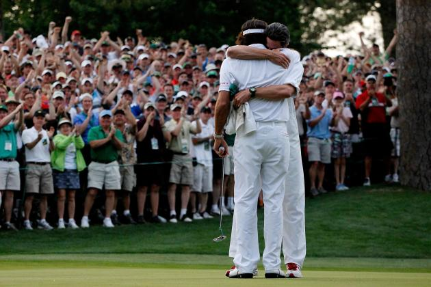 The Most Exciting Golf Storylines of 2013