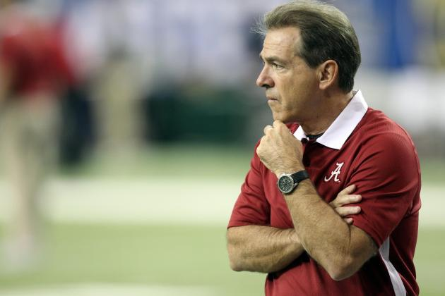 Alabama Football Recruiting: Updates on 2013 Commits and Targets