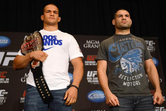 UFC 155 Fight Card: Power Ranking the Main Card Fighters