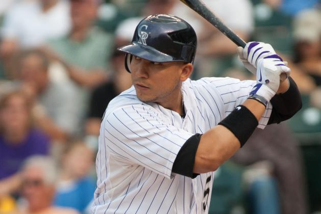 Teams That Should Chase Carlos Gonzalez Trade If Justin Upton Isn't Moved
