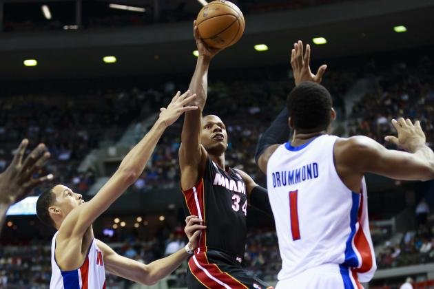 Miami Heat vs. Detroit Pistons: Postgame Grades and Analysis for Miami