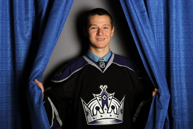 LA Kings: 5 Players You Need to Know from the Manchester Monarchs