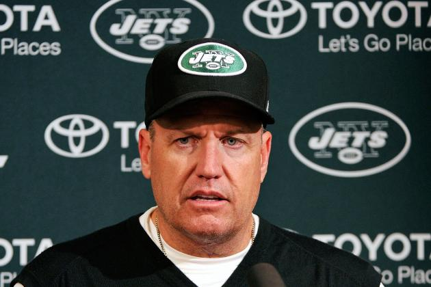 Rex Ryan's Biggest Mistakes of 2012