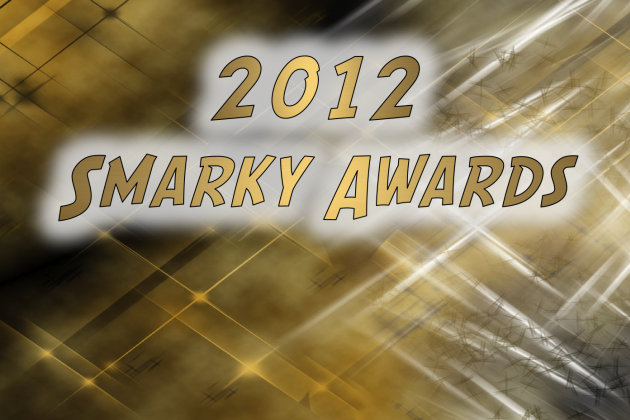 WWE: Cast Your Vote for the 2012 Smarky Awards