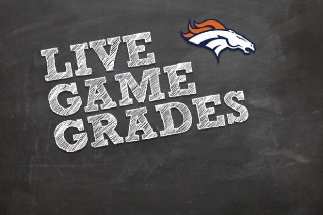 Chiefs vs. Broncos: Final Grades, Analysis for Denver