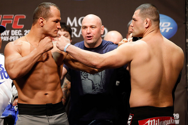 UFC 155 Results: Live Reaction for Every Fight