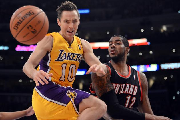 Portland Trail Blazers vs. L.A. Lakers: Postgame Grades and Analysis for L.A.