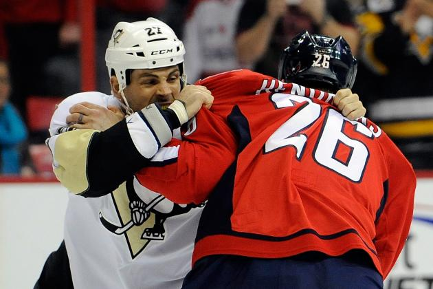 Washington Capitals and Their 7 Most Heated Rivalries