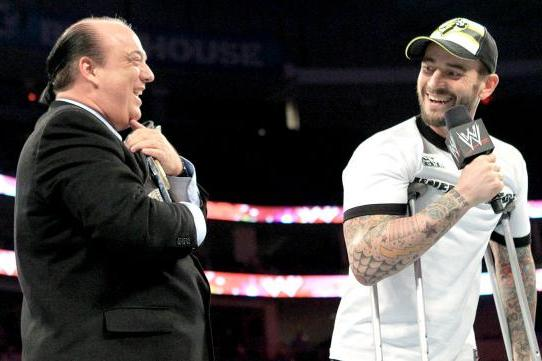 WWE: Paul Heyman and the 9 Greatest Managers of All Time