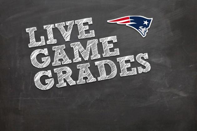 Dolphins vs. Patriots: Final Player Grades, Report Card for New England