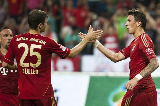 Bayern Munich: 5 Standout Performers for the Bavarians so Far