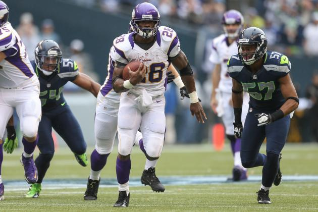 Adrian Peterson Leads 20-Member Fantasy Football Dream Team for 2012