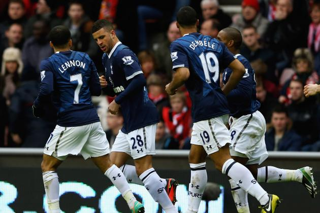 6 Things We Learned from Tottenham's 2-1 Win at Sunderland