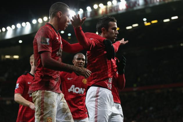 Manchester United 2-0 West Bromwich Albion: Player Ratings