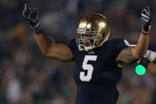 2013 NFL Mock Draft: Full 1st-Round Predictions with Final Draft Order