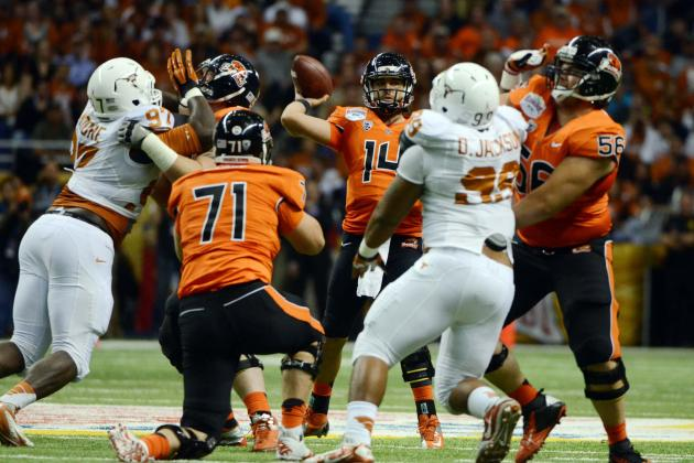 Texas vs. Oregon State: Final Report Card, Player Grades for the Beavers