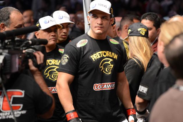 UFC 155: 5 Things to Expect from Junior Dos Santos