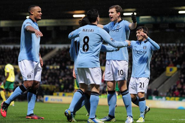 Norwich City vs. Manchester City: Five Things We Learned at Carrow Road