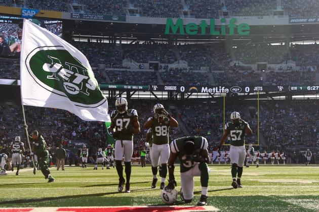 The Definitive Blueprint to the New York Jets' Perfect Offseason