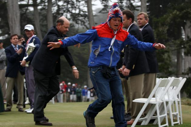 The 10 Most Memorable Images of Golf in 2012