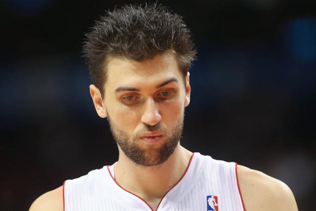 Andrea Bargnani: One of the 5 Softest Players in the NBA