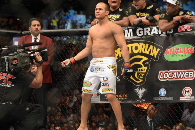 UFC 155: 4 Questions We Have About Junior Dos Santos