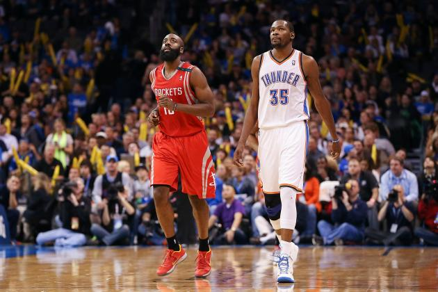 Oklahoma City Thunder vs. Houston Rockets: Postgame Grades and Analysis