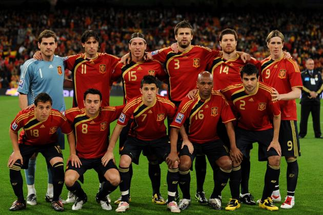 Picking a Spain Starting XI Without Barcelona and Real Madrid Players