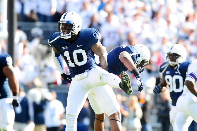Penn State Football: Projecting the Nittany Lions' 2013 Defensive Depth Chart