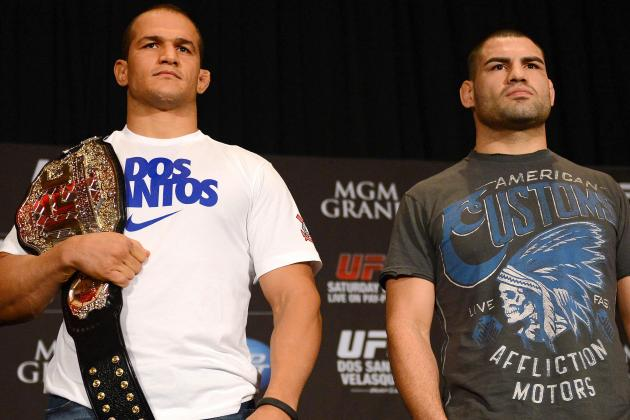 Dos Santos vs. Velasquez 2: 4 Reasons You Can't Miss the Rematch